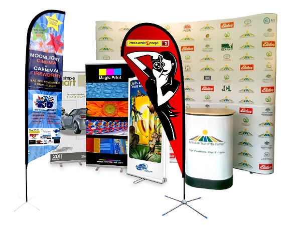 some Customized Banners t for Promotional Marketing Campaigns