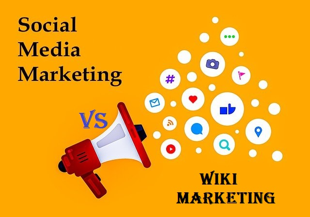 Social Media Marketing - How It Differs From Wiki Marketing