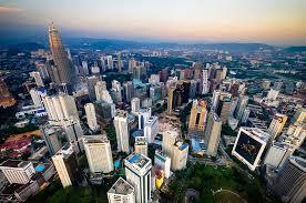 beautiful view of Malaysia city