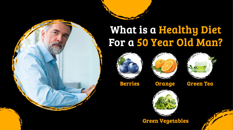 Healthy Diet after Age 50