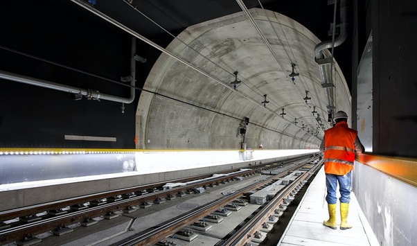 engineer in under pass showing The Depth of Design and Construction Engineering Services