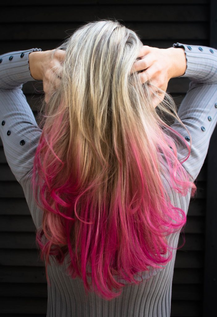 Color Your Hair at Home Like this woman has done
