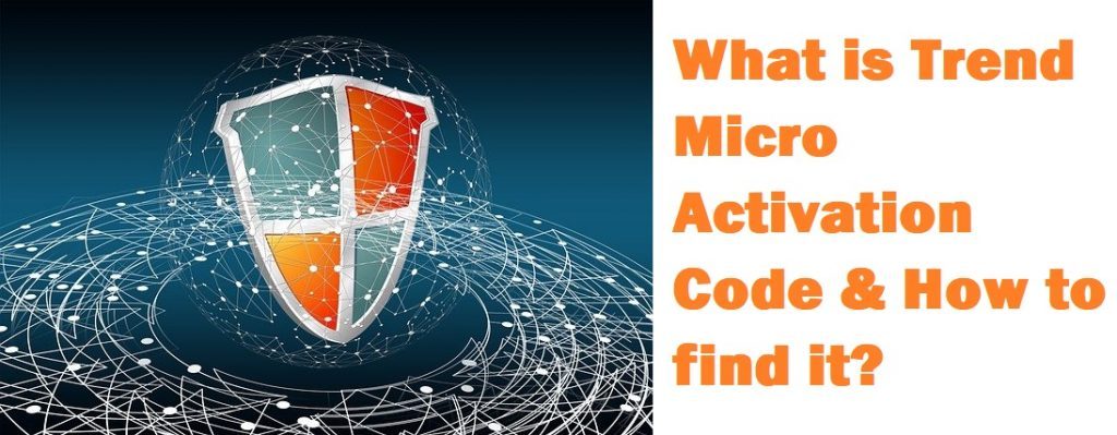 Trend Micro Activation Code