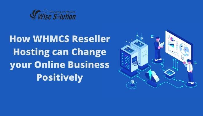 WHMCS Reseller Hosting
