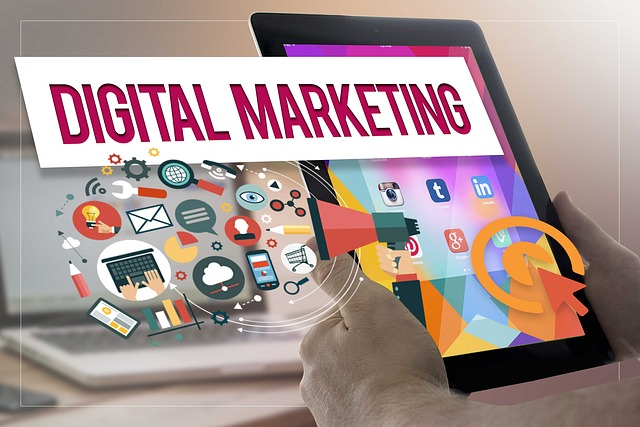 a tablet with popup loud speaker showing Significant Digital Marketing Trends for 2021?