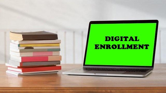 Digital Enrollment: Savings for The Education Department