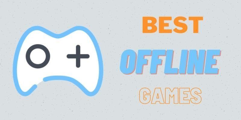 a gaming console besides the written text best offline games