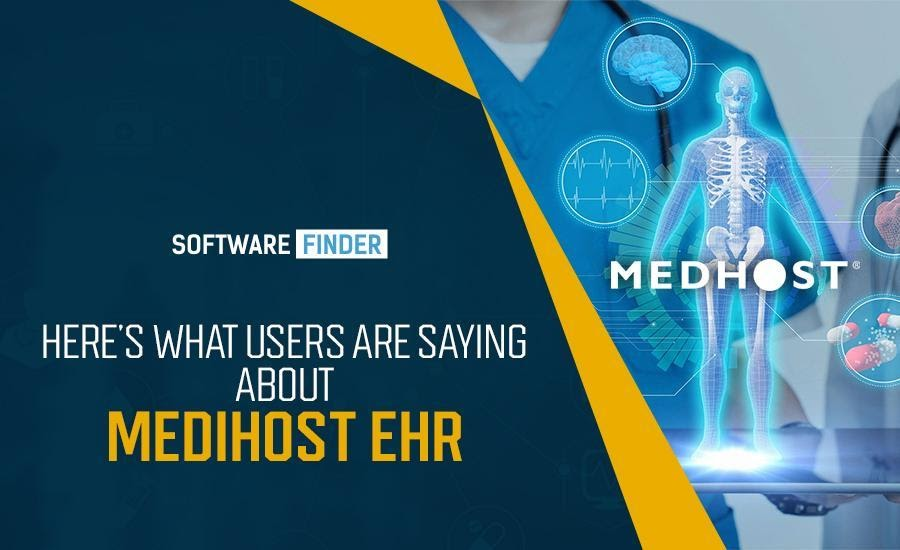 What users are saying about Medhost EHR?