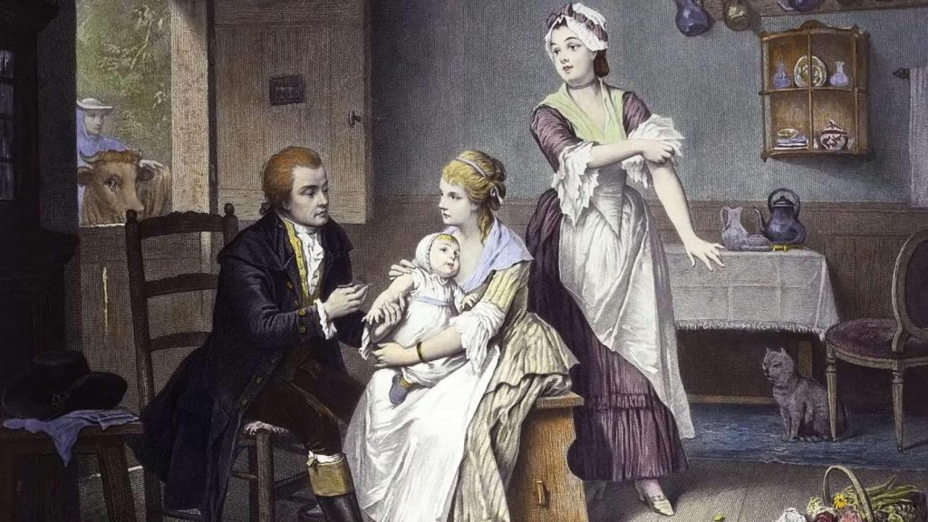Edward Jenner and Discovery of Vaccine