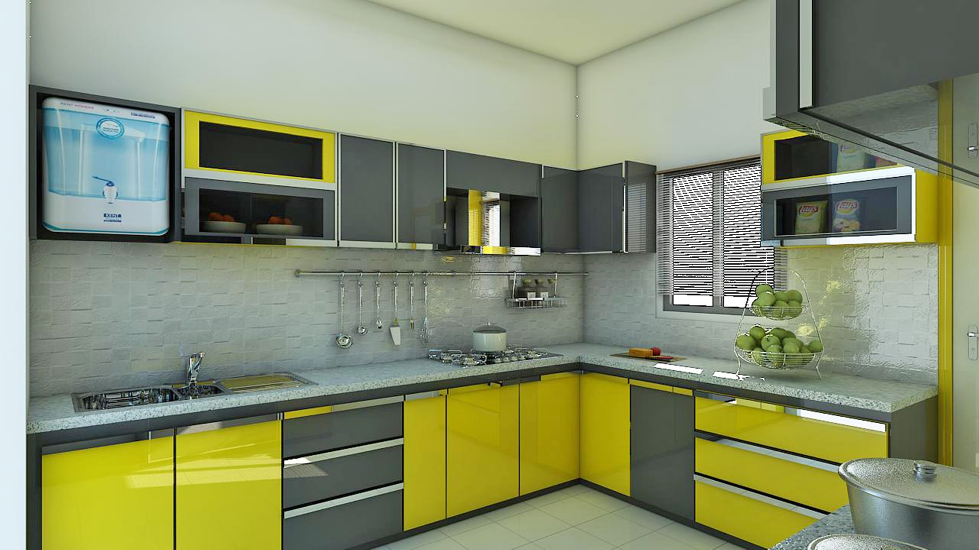 How Your Dream Modular Kitchen Can Be Arranged?