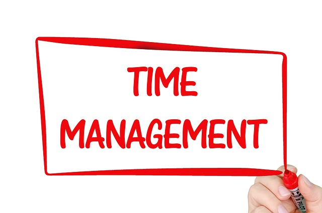 Top 7 Ways to Organize and Manage Time